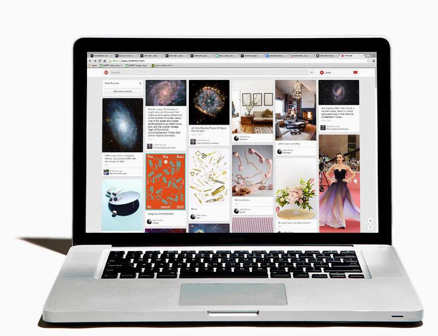 Manfaat Kegunaan Pinterest