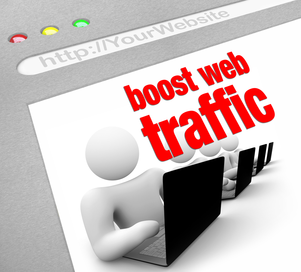Jasa Traffic Website